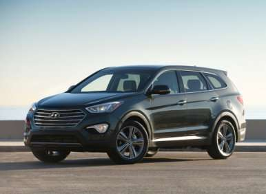 10 Things You Need To Know About The 2013 Hyundai Santa Fe
