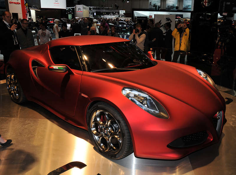 Must See Sports Cars of the LA Auto Show 2014