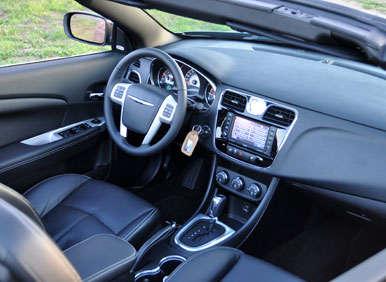 Abtl Chrysler Convertible Dashboard on 2017 Chrysler Sebring