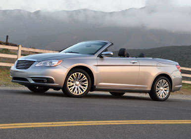 2013 chrysler 200 convertible road test and review. Cars Review. Best American Auto & Cars Review