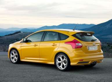 New 2013 Ford Focus ST Special Edition Makes a Foust-ian Bargain