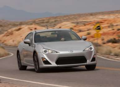 2013 Scion FR-S to Debut in This Year's Toyota Pro/Celeb Race
