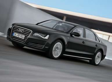 2013 Audi A8 L 3.0T Road Test & Review:  Introduction