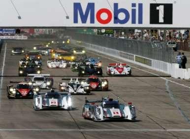 Audi, Corvette Racing Open 2013 ALMS Season with Sebring Victories