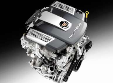 New York Auto Show: 2014 Cadillac CTS Welcomes Twin-Turbo V6