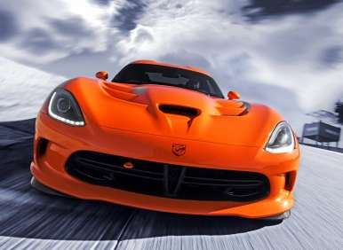 New York Auto Show: 2014 SRT Viper TA on Track for Fall Debut