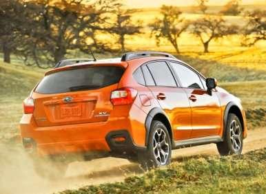New York Auto Show: Subaru Announces Their First Hybrid and A Performance Concept