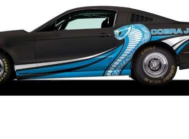 Ford Gives The Dirt On The 2014 Mustang Cobra Jet