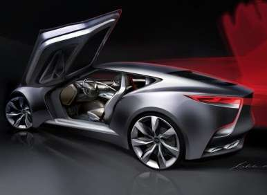 Hyundai HND-9 Concept: Are You the Next-gen Genesis Coupe?