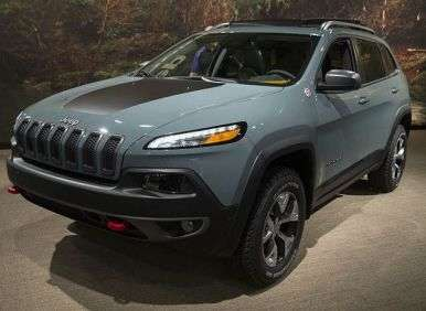 New York Auto Show: 2014 Jeep Cherokee Preview