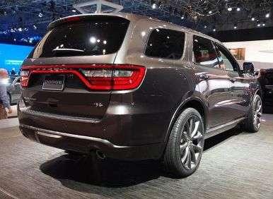 New York Auto Show: 2014 Dodge Durango