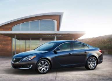 2014 Buick Regal Preview: New York International Auto Show