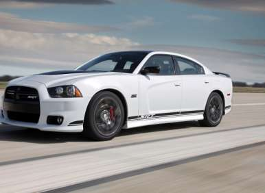 2013 Dodge Charger SRT8 392 Launches at LX Fest