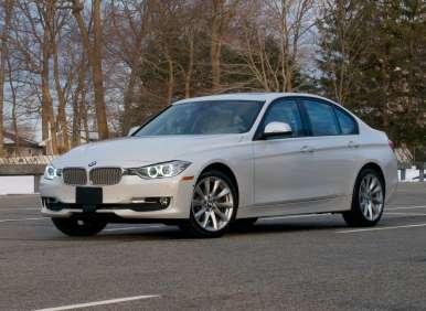 2014 BMW 328d Preview: New York International Auto Show