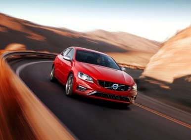 New York Auto Show: Volvo's R-Design Models Get A Nip and Tuck