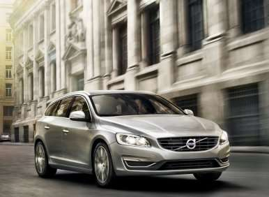 New York Auto Show: 2014 Volvo V60