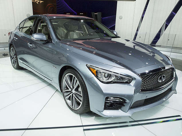 2014 Infiniti Q50 to Launch with Lower Pricing