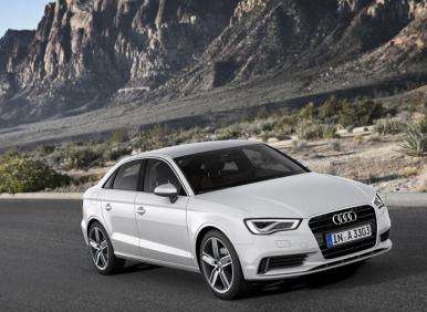 2015 Audi A3 Sedan Preview: New York Auto Show
