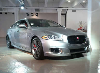 New York International Auto Show Preview - 2014 Jaguar XJR