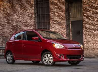 New 2014 Mitsubishi Mirage Preview: New York Auto Show
