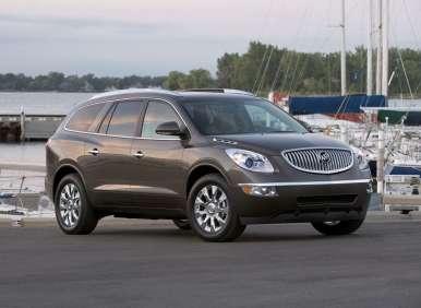 March Auto Sales: Big Crossovers Buoy GM