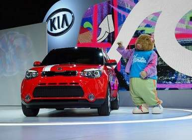 2014 Kia Soul Preview: 2013 New York Auto Show