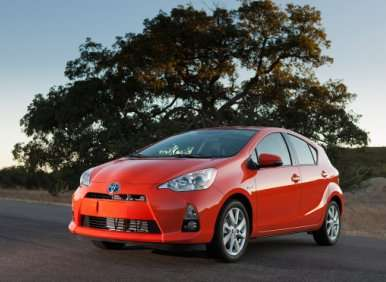 2013 Toyota Prius c Road Test And Review