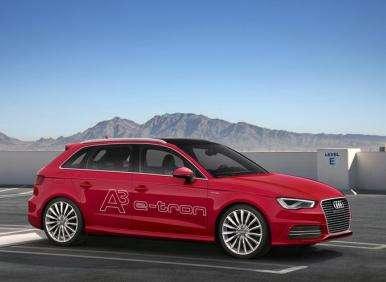 2015 Audi A3 Sportback E-tron Preview: 2013 New York Auto Show