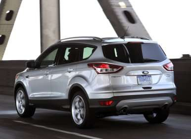March Auto Sales: Fusion and Escape Big Winners For Ford