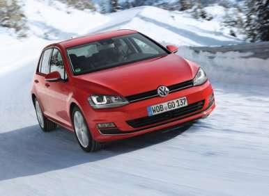 Volkswagen Preparing 3 Alt-Fuel Powertrains for New All-new VW Golf