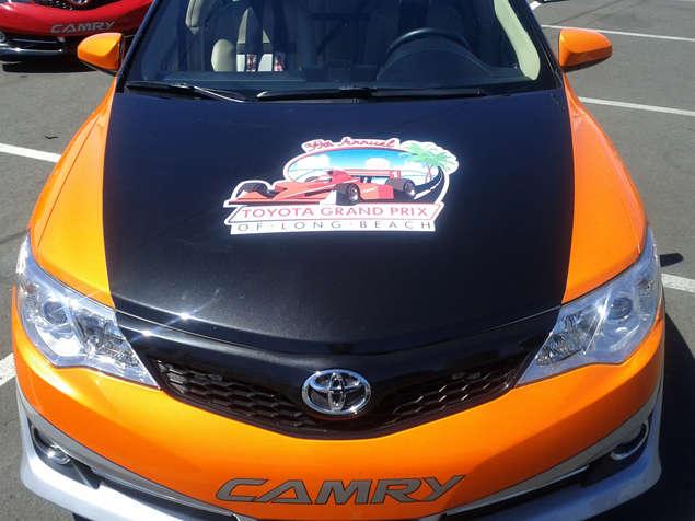 Toyota Gets Ready for the Long Beach Grand Prix & Formula Drift