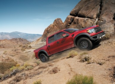 Ford Introduces A Special Edition F-150 SVT Raptor