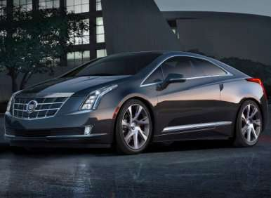 2014 Cadillac ELR to Debut On-demand Regenerative Braking