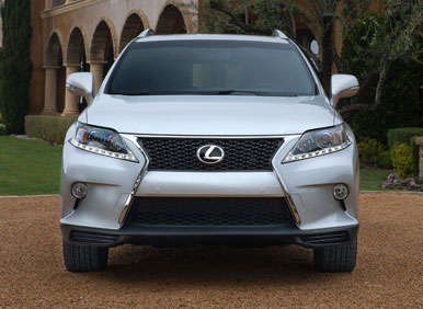 2013 Lexus RX 350 Road Test and Review