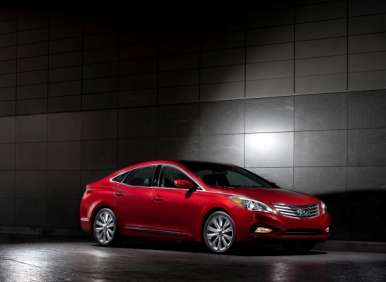 2013 Hyundai Azera Road Test And Review