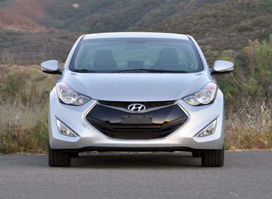2013 Hyundai Elantra Coupe Road Test and Review