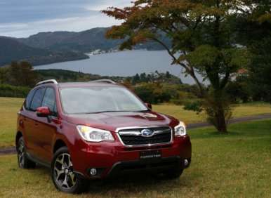 10 things you need to know about the 2014 subaru forester. Black Bedroom Furniture Sets. Home Design Ideas