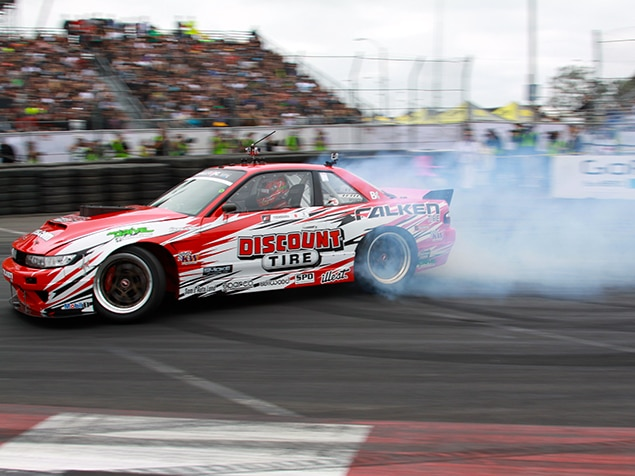 2013 Formula Drift Long Beach in Photos