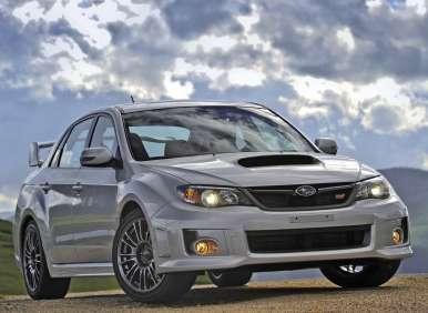 2013 Subaru Impreza WRX STi Road Test And Review