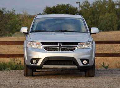 2013 Dodge Journey Road Test and Review