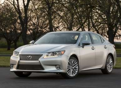 Lexus To Begin U.S. Production In 2015