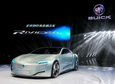 Riv-ived: New Buick Riviera Concept Debuts in Shanghai
