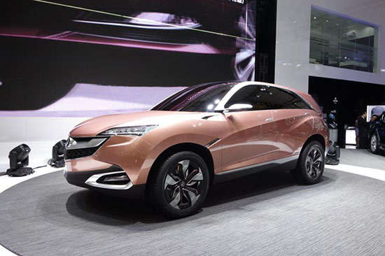 2013 Shanghai China Auto Show In Pictures