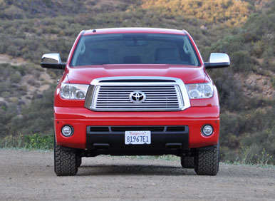 2013 Toyota Tundra Road Test and Review