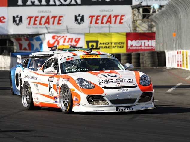 Pirelli World Challenge Championship Racing at Long Beach