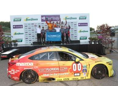 2014 Mazda Mazda6 Diesel Delivers First Win Road Atlanta