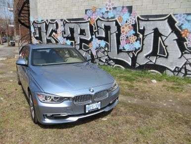 Road Test and Review - 2013 BMW ActiveHybrid 3