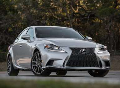 Lexus Announces Pricing For The 2014 IS