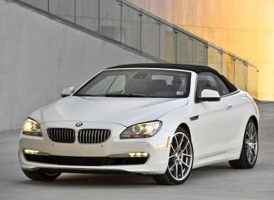 2013 BMW 650i Convertible BMW 6 Series Test Drive & Review - YouTube