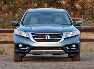 2013 Honda Crosstour Road Test and Review
